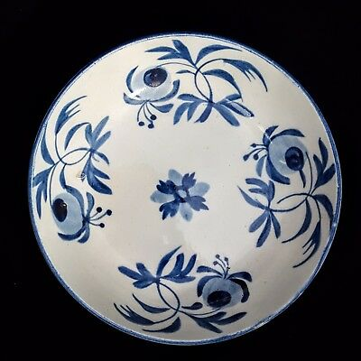 Blue And White Pearlware Bowl