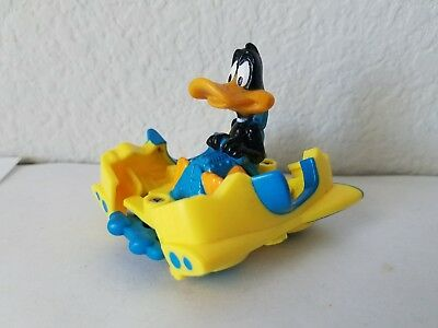 1992 Warner Bros. DAFFY DUCK Looney Tunes Toy Vehicle Car