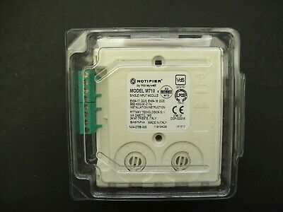 £30 Notifier Model M710 Addressable Single Input Module
