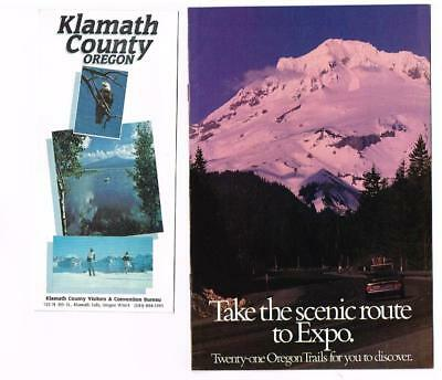 Take The Scenic Route To Expo 86 Twenty-One Oregon Trails for You to Discover