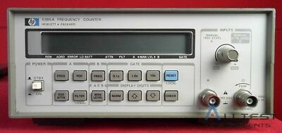 HP - Agilent - Keysight 5385A Frequency Counter