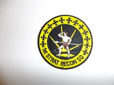 e1825 US Air Force 1st Strat Strategic Recon Sq Squadron IR16CD
