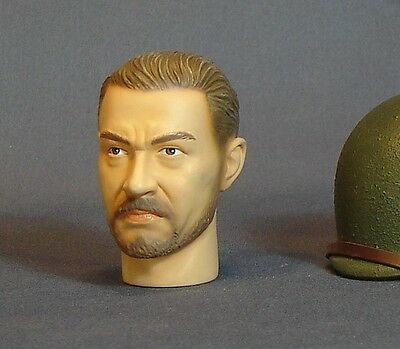 Dragon 1:6 Action Figure Head Sculpt Sculpture Sean Connery H_604