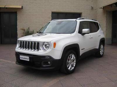 Jeep Renegade Limited 1.6 Mjt DDCT 120cv Cambio Auto-Navi-Safety