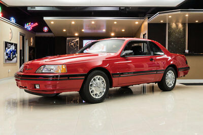1988 Ford Thunderbird Turbo Coupe Turbo Coupe! 2 Owners, 3,445 Actual Miles, 2.4L Turbo, 5-Speed Manual, 1 of 499