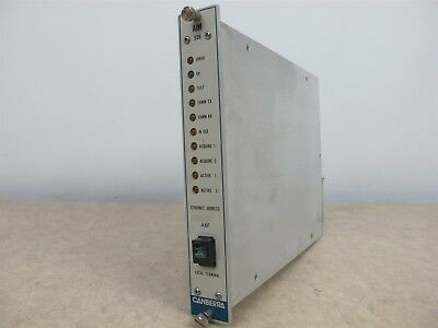 Canberra AIM 556 Model 880763 NIM BIN Crate Module