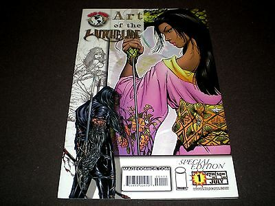 Art of the Witchblade 1 (2006), Special Edition, Art ONLY, Top Cow TW