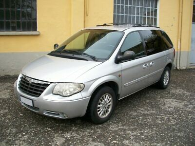Chrysler voyager 2.5 crd cat lx 7 posti solo per ricambi