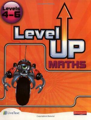 Level Up Maths:Levels 4-6 Pupil Bk by , NEW Book, (Paperback) FREE & Fast Delive