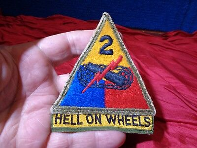 ***military Estate***. Ww 2 Us Military Patch #126 Army? Air Force? Division