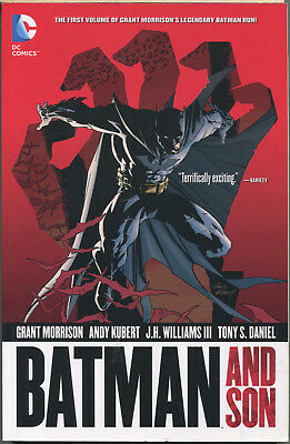 Batman and Son expanded edition tpb, Grant Morrison, Andy Kubert