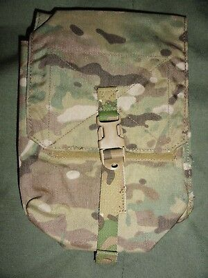 EAGLE Industries Saw 200 rd Pouch no Divider SOFLCS MOLLE Multicam