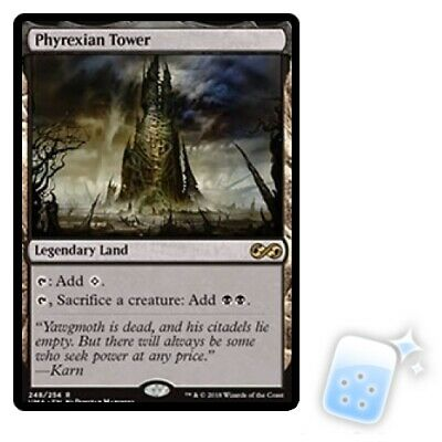 PHYREXIAN TOWER Ultimate Masters Magic MTG MINT CARD