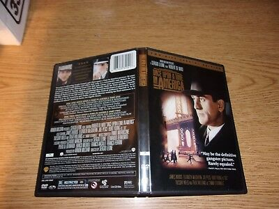 Once Upon a Time in America (DVD, 2011, 2-Disc Set, WS Special Edition)
