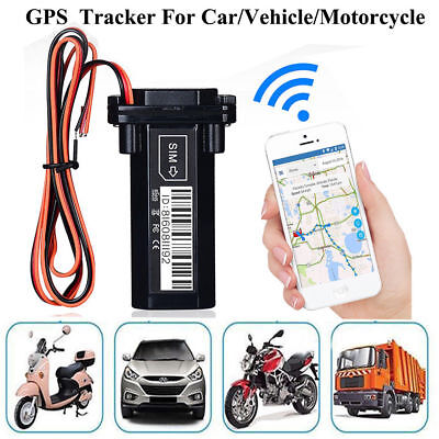 GPS GSM Tracker Locator for Car/Vehicle/Motorcycle Spy Tracking Device Stystem