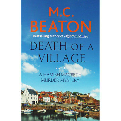 Death of a Village by M.C. Beaton (Paperback), Fiction Books, Brand New