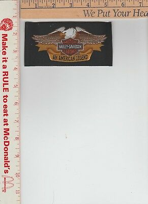 [ 1 ]2-1/2 x 5 inch Harley-Davidson Clothes patch