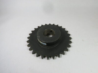 "Martin 80BS28-2-3/16 Roller Sprocket 2-3/16"" Bore ! WOW !"