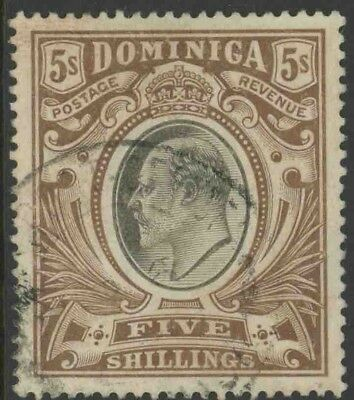 Dominica, Used, #49, Great Centering