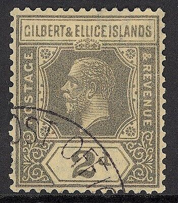 Gilbert & Ellice Is, Used 27-30, (1) Shown