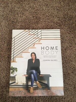 4 BRAND NEW Homebody: A Guide to Creating Spaces You Never Want to Leave Books.