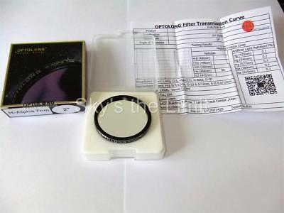 "SPECIAL 2"" Optolong H-Alpha 7nm filter - 9"