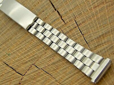 Vintage Watch Band 12mm-14mm Deployment Ladies Stainless JB Champion NOS Unused