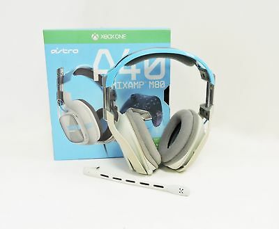 Astro A40 Headset Light Blue Headsets for Microsoft Xbox One