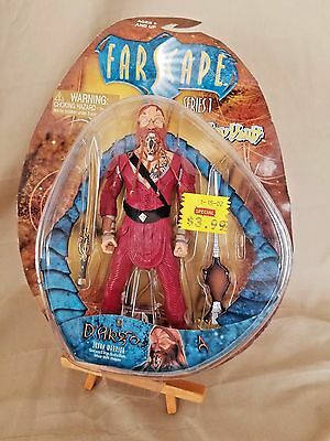 "2000 Farscape 7"" Ka D'argo Series 1 action figure by Toy Vault action figure"
