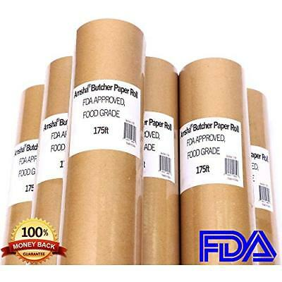 """Butcher Paper Roll 18"""" X 175 2100 Food Grade FDA Approved"""