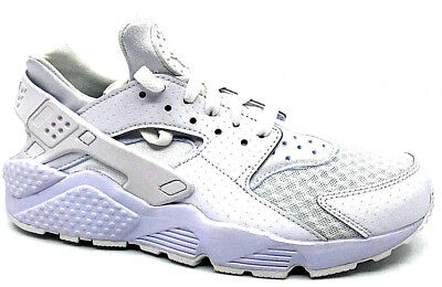 new style e6398 d81ea Nike Air Huarache Mens Sneaker White Pure Platinum 318429-111