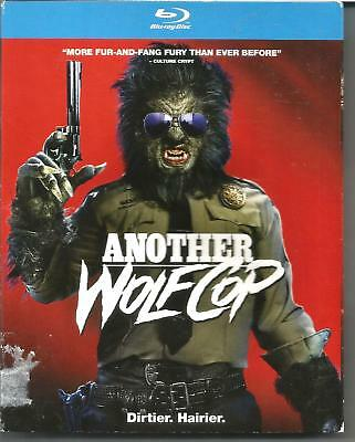 Another WolfCop (Blu-ray Disc) includes slipcover