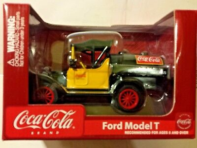 Coca Cola Gearbox Ford Model T Tanker Die Cast Coin Bank