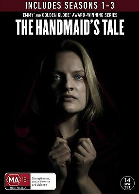 THE HANDMAID'S TALE 2 (2018): US Dystopian TV Season Series - NEW Au Rg4 DVD Set