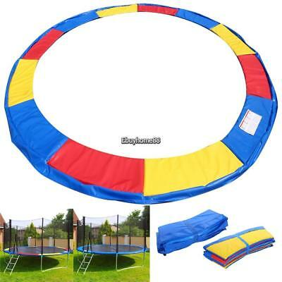 10/12/14/15ft Trampoline Pad Spring Safety Replacement Gym Bounce Jump Cover New