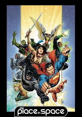 Justice League Vol 01 The Totality - Softcover