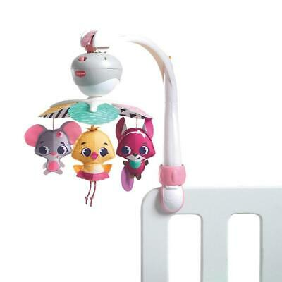 Tiny Love TakeAlong Baby Mobile (Tiny Princess Tales) - Universal Attachment