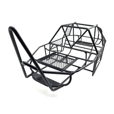 Steel Frame Body Roll Cage For 110 Rc Axial Scx10 Ax90027 90022