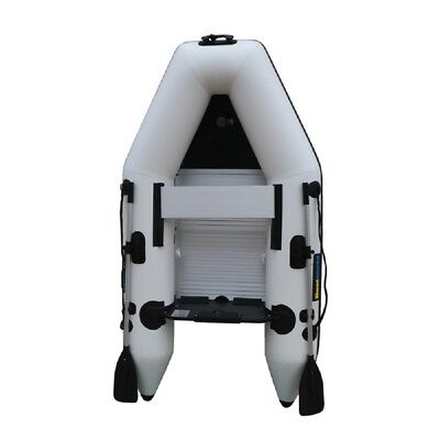 Boatworld 230 Pro opblaasbare boot White Solid Floor