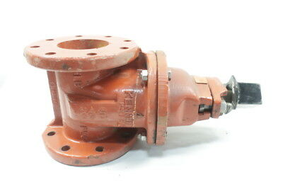 Kennedy KS-FW 200 Flanged 4in Wedge Gate Valve