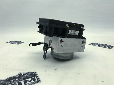 BMW F800S F800 S (3) 07' ABS Module control unit pump Pumpe Druckmodulator