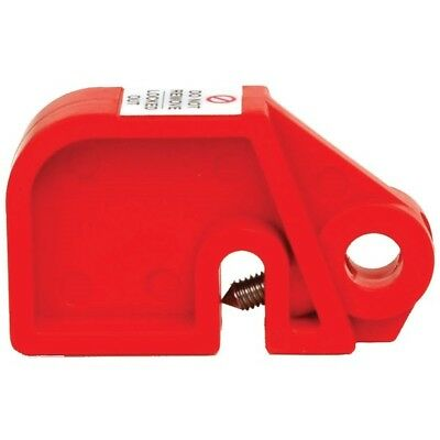 Martindale LOK4 MCB Small Red Isolation Lock