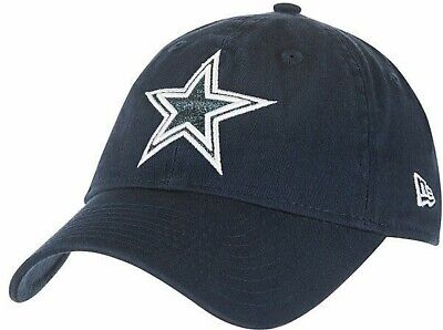 a32471a39 New Era 9Twenty Dallas Cowboys NFL Football Cap Hat Women's adjustable  glitter