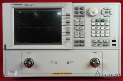 HP - Agilent - Keysight E8363C -010, 10MHz - 40 GHz PNA Vector Network Analyzer