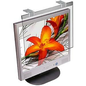 "Kantek LCD Protect Deluxe Glare Filter for 17"" Monitors"