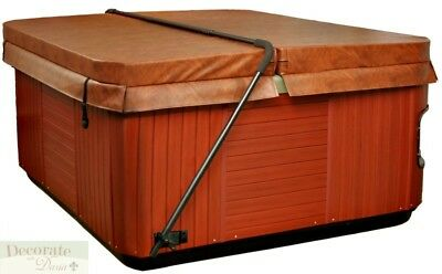 COVER LIFT for SPA HOT TUB - LOW MOUNT Steel - Square or Rectangular Spas 8' New