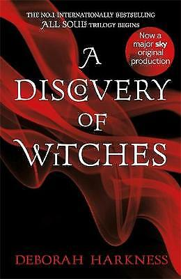 Discovery of Witches, Harkness, Deborah