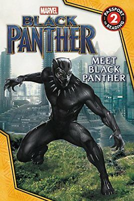 Passport to Reading Level 2: Marvel's Black Panther by Marvel, R. R. Busse