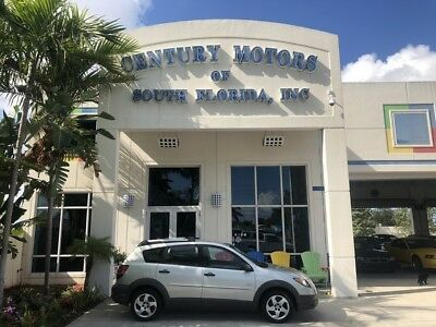 2003 Pontiac Vibe  CD Player A/C Cruise Power Wndows Cloth Seats