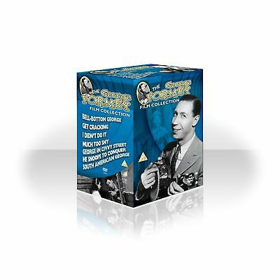 The George Formby Film Collection 7 Movie DVD Box Set Region 2 Brand New